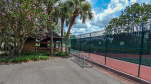Aug 2, 2014 - Construction finished at tennis courts at North Court Complexe in Kings Point