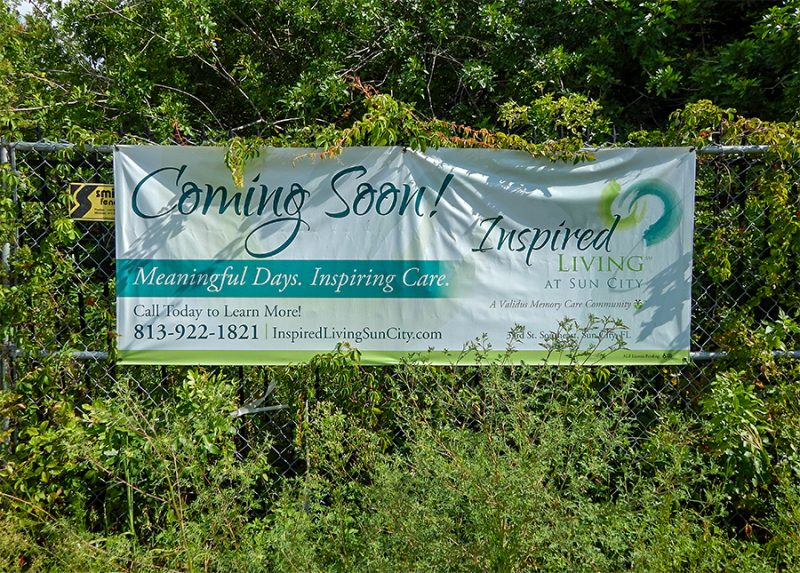 BANNER: Inspired Living In Sun City Center a memory care facility