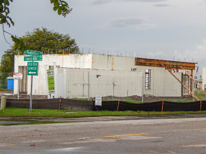 July 10, 2014 - construction photo updated for Information Center, Sun City Center, FL