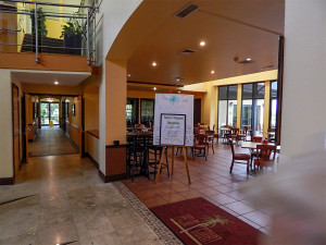 New Palm Court Restaurant at Kings Point South Club, Sun City Center