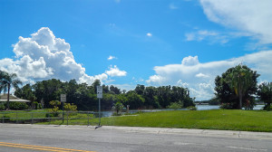 North Lake from N. Pebble Beach Blvd, Sun City Center, FL