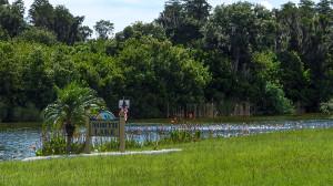 North Lake on North Pebble Beach Blvd, Sun City Center, FL
