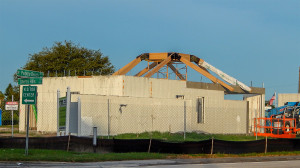 Aug 17, 2014 - Welcome Information Center construction in Sun City Center, FL