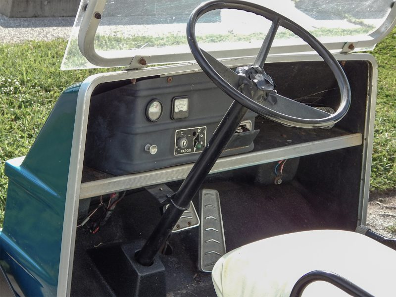 Dash Steering Wheels And Of Pargo Golf Cart