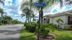 Aug 7, 2014 - Radison Ave in Kings Point with grass cut and bushes trimmed by Mainscape