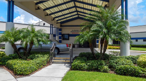 Aug 13, 2014 - South Bay Hospital ER and Outpatient Entrance in Sun City Center, FL