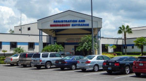 Aug 13, 2014 - South Bay Hospital Registration and Emergency Entrance, Sun City Center, FL