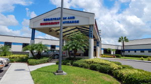 Aug 13, 2014 - South Bay Hospital Registration and Emergency Entrance in Sun City Center, FL