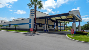 Aug 13, 2014 - South Bay Hospital has exclusive portico in back for Ambulances only in Sun City Center, FL