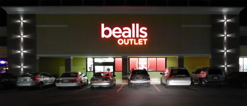 Nov 14, 2014: Bealls Outlet finished with redecorating in Sun City Center FL.