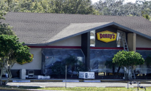 Denny's getting remodeled in Sun City Center, FL