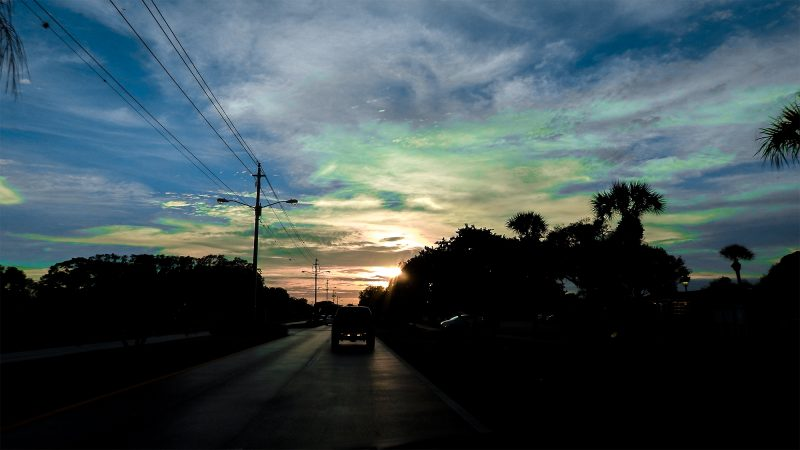 Florida Sunset Dec 23, 2014