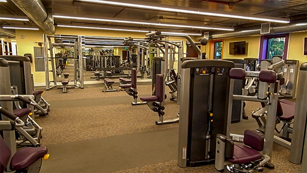 2020 Fitness Center in Kings Point