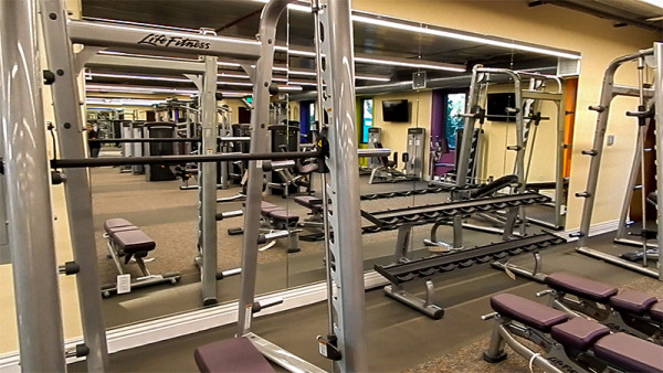 hack squat machines in 2020 Fitness Center in Kings Point