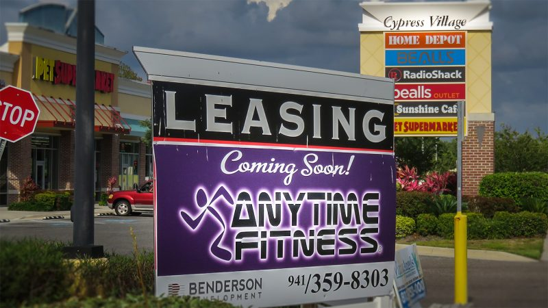 April 22, 2016 - Anytime Fitness coming to Sun City Center, FL/photonews247.com
